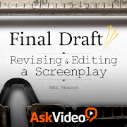 Revise & Edit in Final Draft  Icon