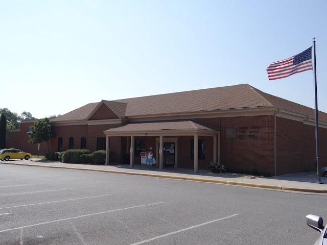 Salem, VA post office