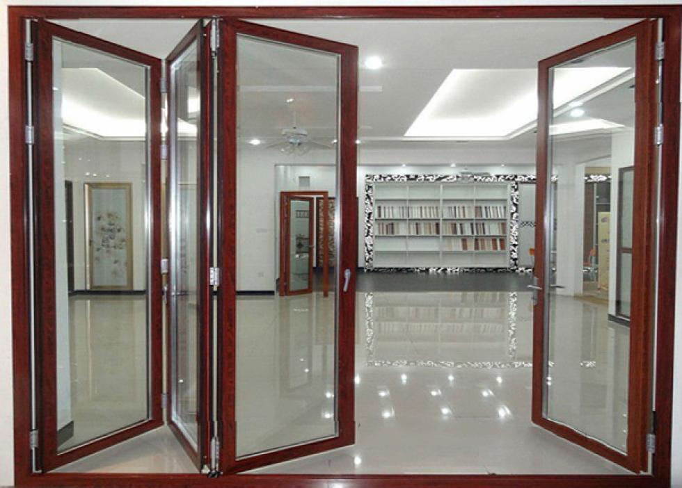 Cửa nhôm Xingfa sử dụng rất an toàn