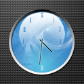 ALIEN watch 4x3 Analog Clock icon