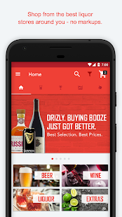 Drizly - Alcohol Delivery- screenshot thumbnail