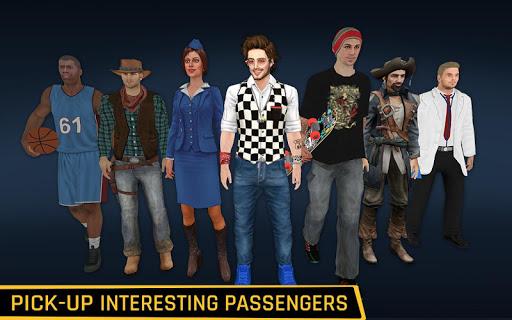 City Taxi Driving: Fun 3D Car Driver Simulator apkdebit screenshots 4