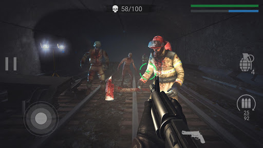 Zombeast: Survival Zombie Shooter apkpoly screenshots 6