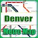 Denver USA Metro Map Offline APK