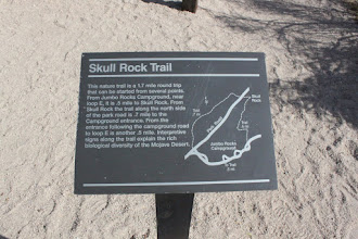 Photo: Skull Rock Trail!