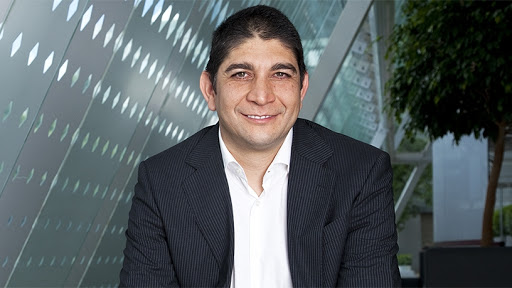 Shameel Joosub, Vodacom Group CEO.