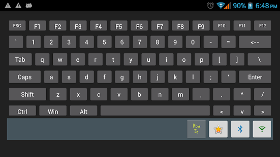 Pc keyboard wifi bluetooth beta android apps on