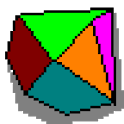 Voronoi Diagram icon