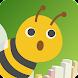 タップでのんびり養蜂 - HoneyBee Planet - Androidアプリ