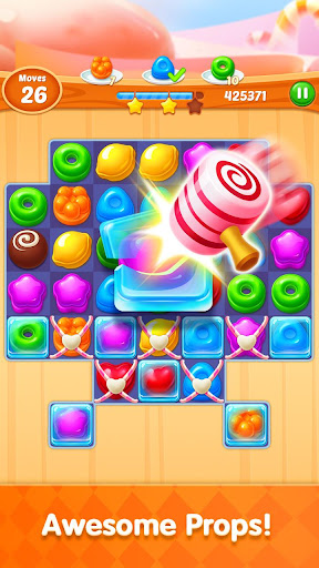 Candy Legend 2.0.3910 {cheat|hack|gameplay|apk mod|resources generator} 5