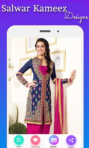 Salwar Neck Designs screenshots 2