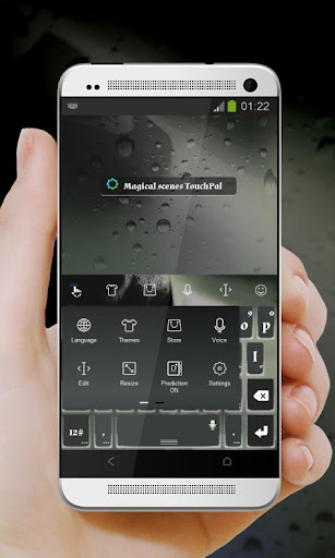 玩免費個人化APP|下載神奇的场景 TouchPal 皮肤Pífū app不用錢|硬是要APP