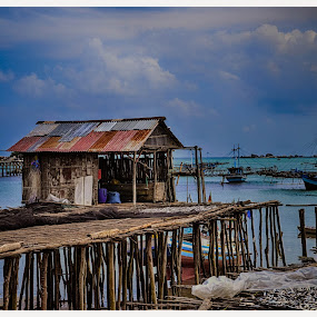 Fisherman Village by Donny Novianus - City,  Street & Park  Markets & Shops