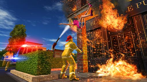 Fire Truck Game 1.1.0 screenshots 5