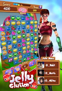 Jelly Glutton v1.0 (Mod)