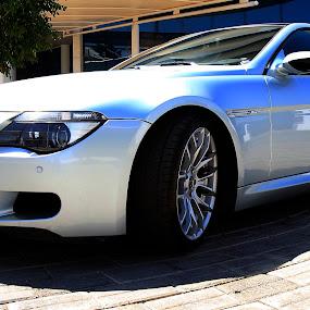 M6 by Cristobal Garciaferro Rubio - Transportation Automobiles ( 6 series, exotic car, m6, bmw )