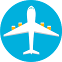 Cheapest Flight Tickets Scanner And Booking icon