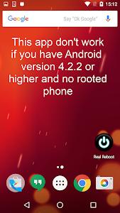 Real Reboot screenshot 3