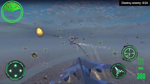 War Plane 3D -Fun Battle Games 1.1.1 screenshots 6