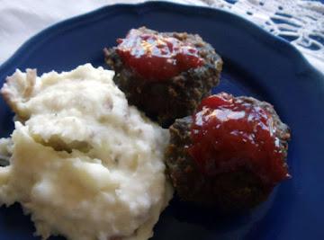 Meatloaf Miniatures From Taste Of Home Winning Recipes Cookbook