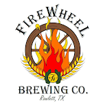 Logo of Firewheel Rowlett Red