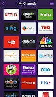 Screenshot of Roku