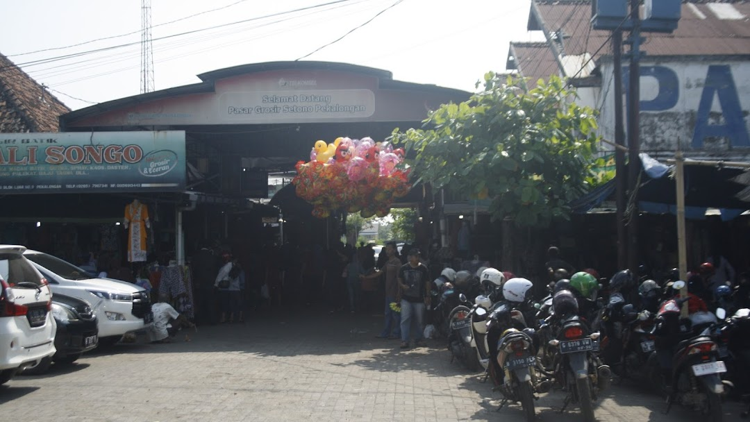 Pasar Grosir Setono Pekalongan - Toko grosir Batik 96035c7a49