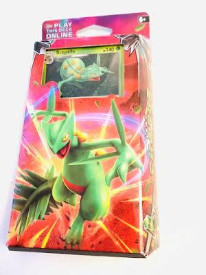Pokemon SM Celestial Storm Sceptile