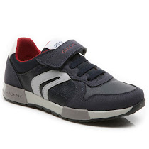 Geox C Alfier Trainer JUNIOR BOY VELCRO