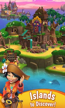 Paradise Bay APK screenshot thumbnail 5
