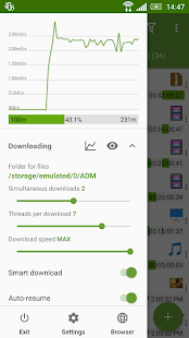 Advanced Download Manager mod apk