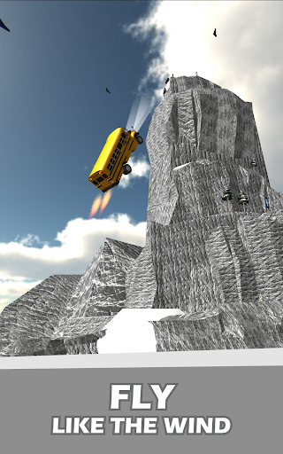 Stunt Truck Jumping screenshot 9