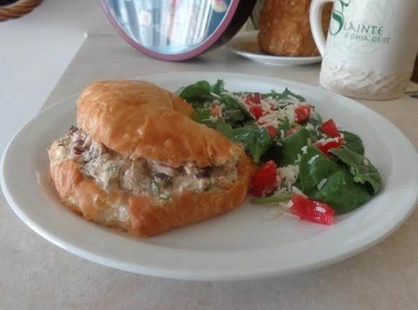 Salmon Salad Sandwich Recipe