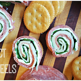 Perfect Pinwheels #BowlTimeSnacks #AD