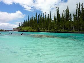 Photo: La baie d'Oro à l'île des Pins en Nouvelle-Calédonie