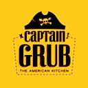 Captain Grub, Hauz Khas, New Delhi logo