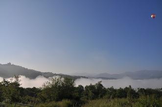 Photo: Vol du matin à Lescaladieu