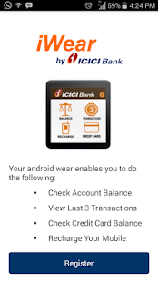 iWear by ICICI Bank- screenshot thumbnail