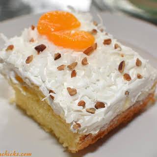 Hawaiian Dream Cake.