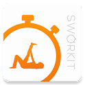 Stretching & Pilates Sworkit icon