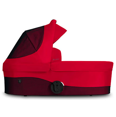 Cybex Cot S Liggdel, Ferrari Racing Red