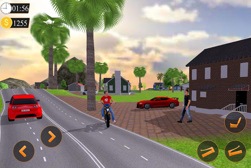 Offroad Bike Taxi Driver: Motorcycle Cab Rider Apk 2