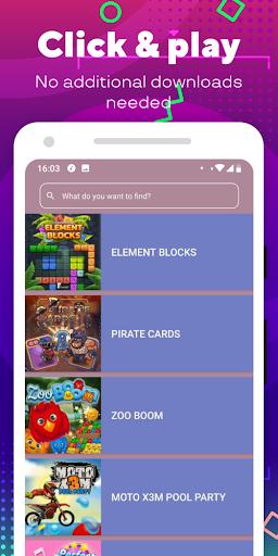 GameBox: 50 super fun free games 1.0 screenshots 1