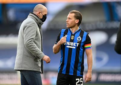 """Philippe Clement et Bruges repartent de l'avant: """"Content de revoir mon équipe à son meilleur niveau"""""""