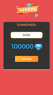 Free Diamonds For FIRE Converter 1