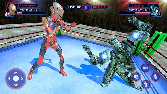 Robot Ring Fighting-Superhero Robot VS Real Robot 3