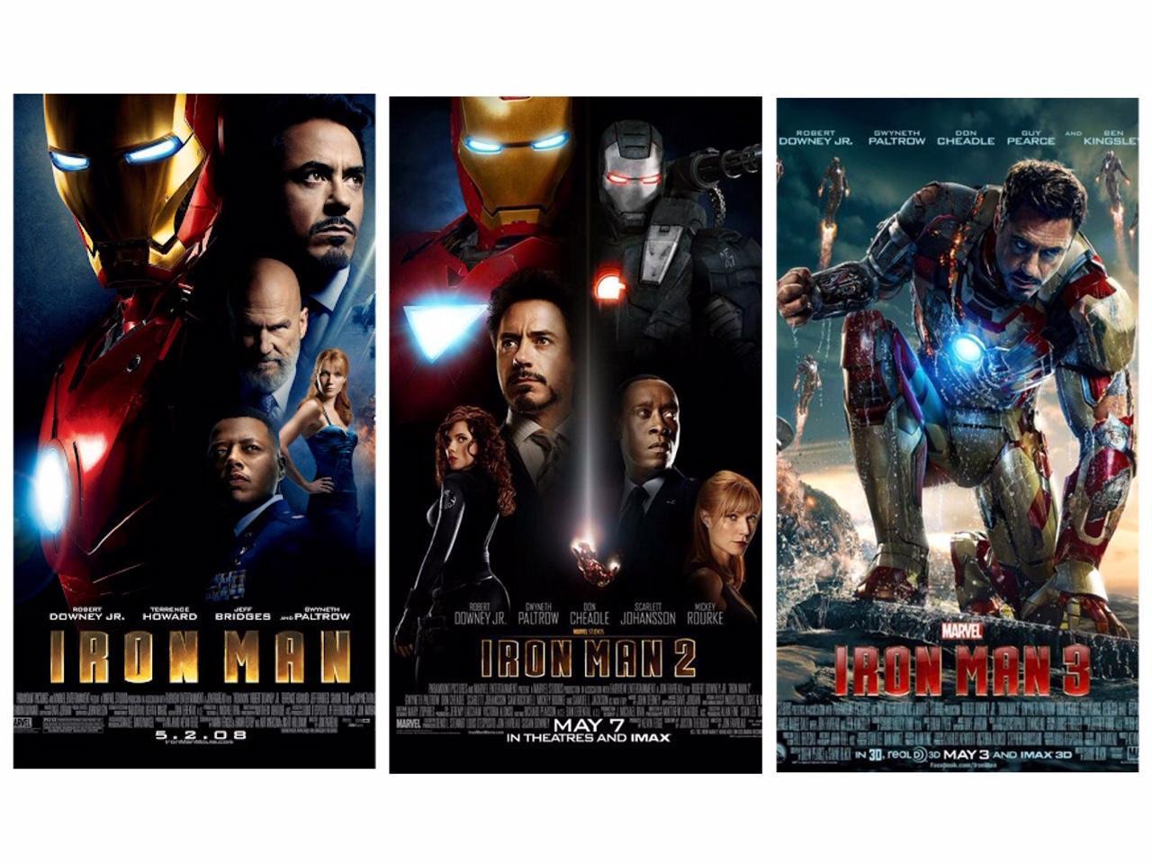 3. Iron Man