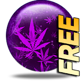 Marijuana Live Wallpaper - Purple Blast  FREE