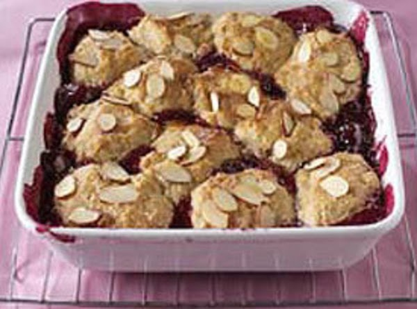 So Gooie Cherry Cobbler Recipe