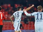 Olivier Giroud heeft indruk gemaakt in de Champions League